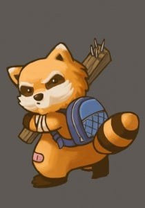 Red Panda Fox Minecraft Animated Pictures Wwwpicturesbosscom