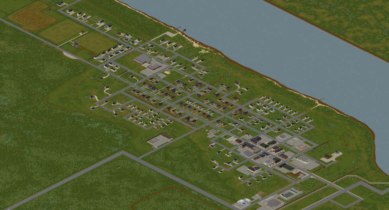 Project Zomboid Muldraugh Map Knox County   PZwiki