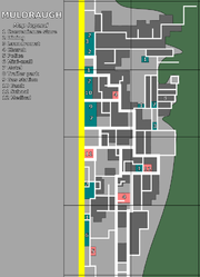 Карта города в project zomboid.rar