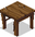 Small wooden table.png