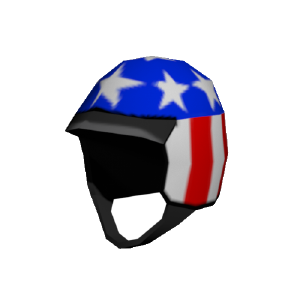USA Crash Helmet