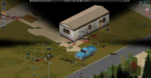 Massacre at the trailer park